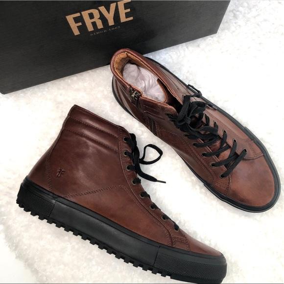 2xhp Frye Varick High Side Zip Sneaker